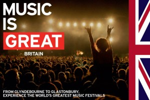 Music is Great - Great Britain Music Festivals